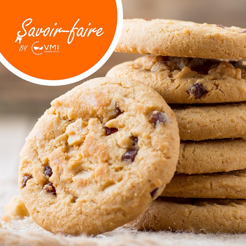 Fiche recette des cookies